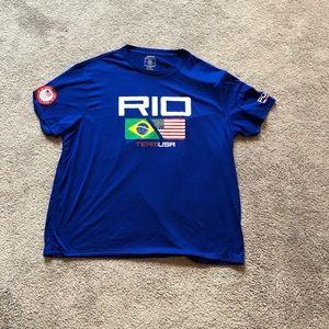 Polo Ralph Lauren Team USA Rio olympics Shirt